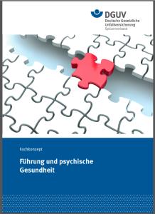 Fachkonzept Führung und psychische Gesundheit_DGUV
